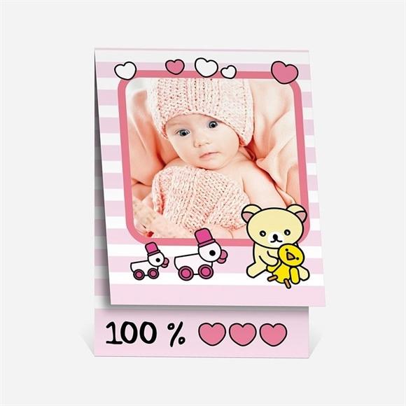 Faire-part naissance réf. N50111 réf.N50111