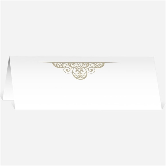 Marque-place mariage Carte multi photo mariage réf.N44011