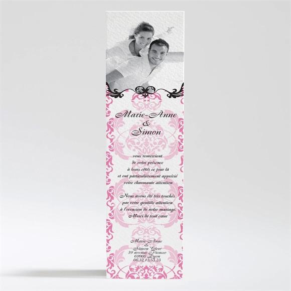 Remerciement mariage Tenue de Gala réf.N20058