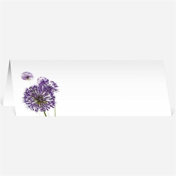 Marque-place mariage Fleurs au vent réf.N44036