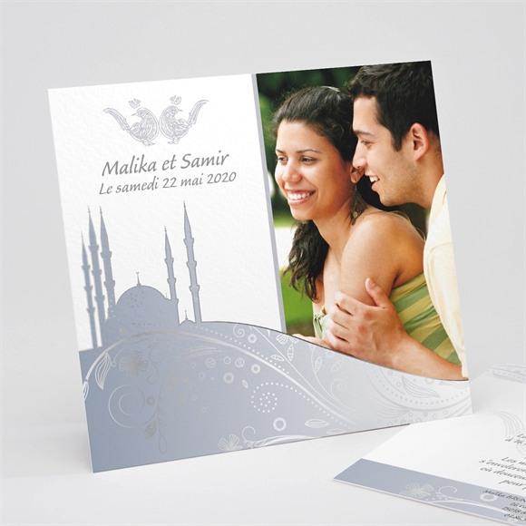 Faire-part mariage Mariage authentique réf.N31115