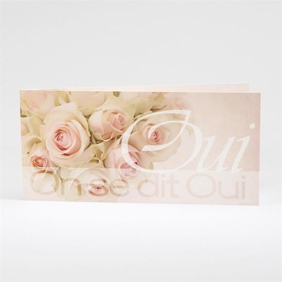 Faire-part mariage Le bouquet réf.N43114
