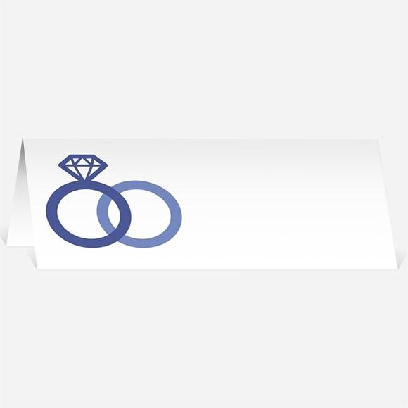 Marque-place mariage Nous deux pour la Vie réf.N44082
