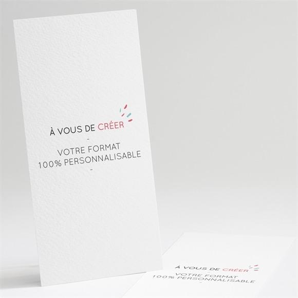 Faire-part mariage Marque page vierge réf.N22109