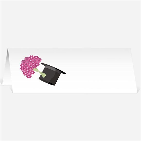Marque-place mariage Surprise nous nous marions réf.N44097