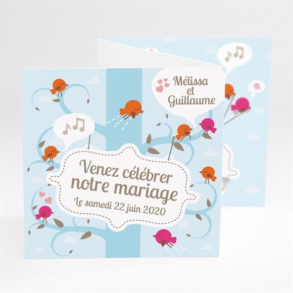 Faire-part mariage La célébration originale réf.N81005