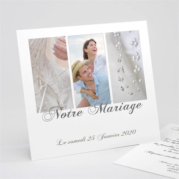 Faire-part mariage Sérénité réf.N31138