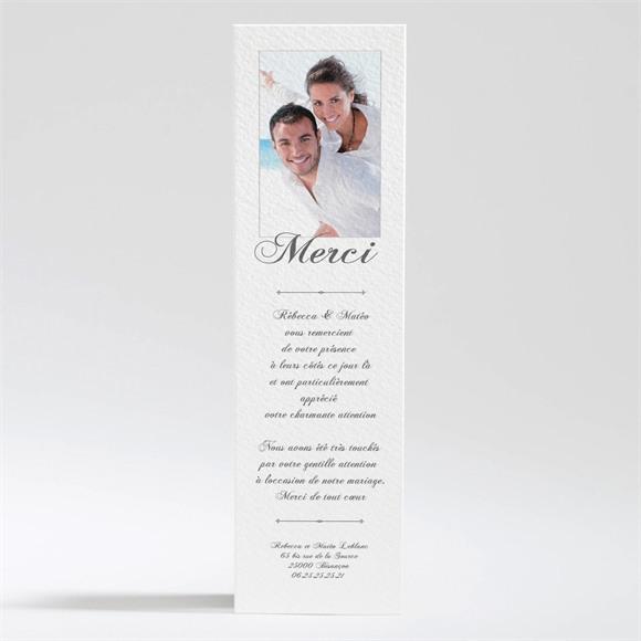 Remerciement mariage Sérénité réf.N200166