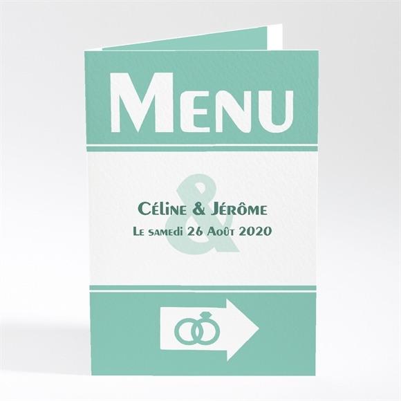 Menu mariage Destination notre Bonheur réf.N401164