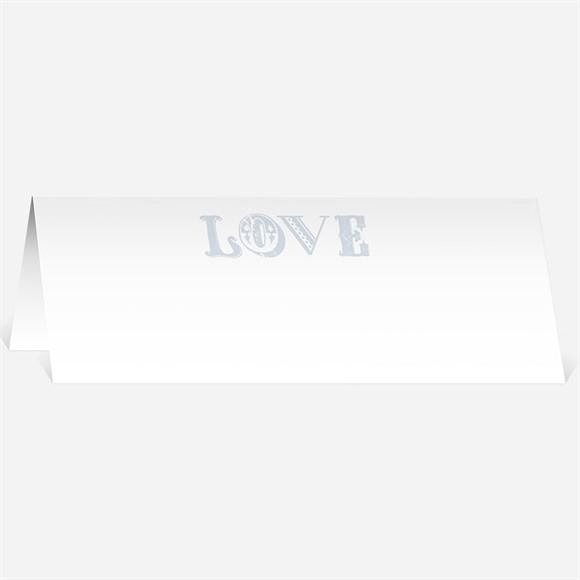 Marque-place mariage Associez vous à notre Bonheur réf.N440168