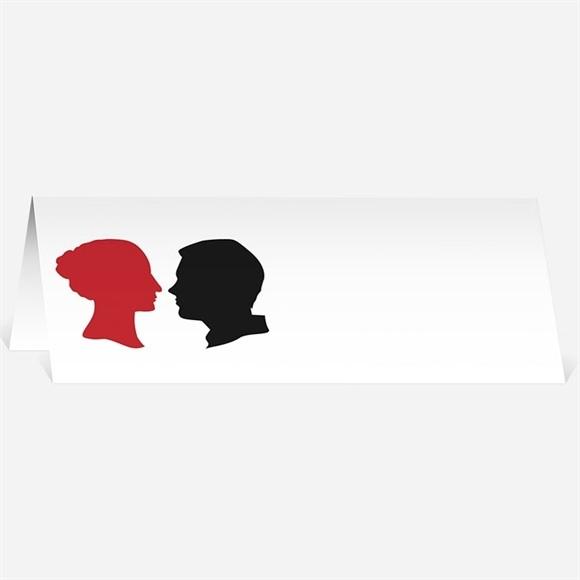 Marque-place mariage Pour le meilleur réf.N440174