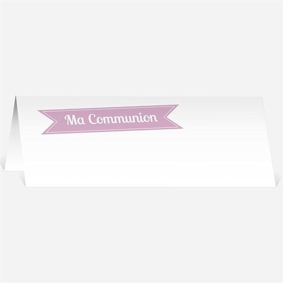 Marque-place communion Mon annonce photo réf.N440202