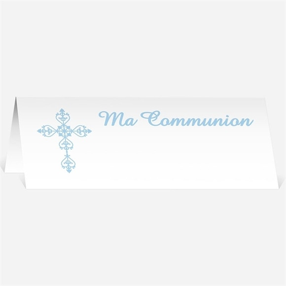 Marque-place communion Moderne et doux réf.N440211