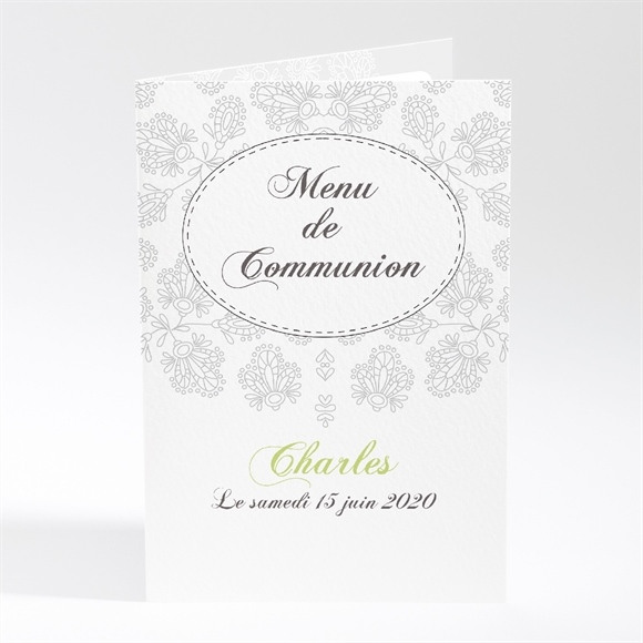 Menu communion Chevalet original réf.N401298