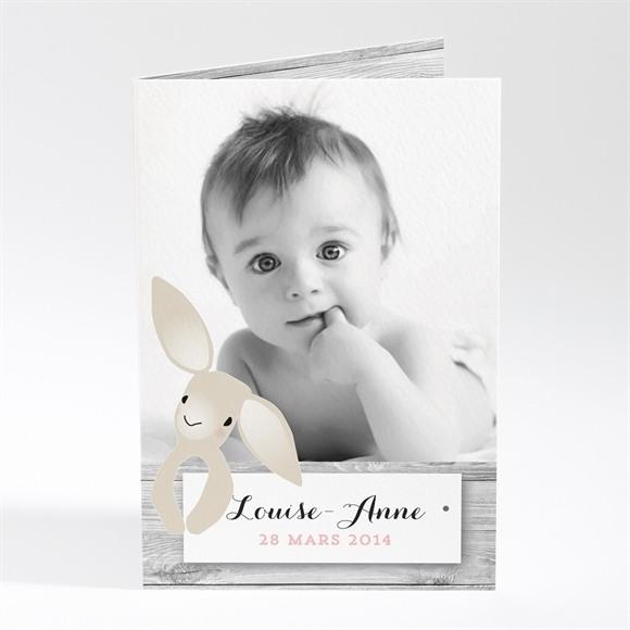 Faire-part naissance Jolie Peluche photo réf.N401307