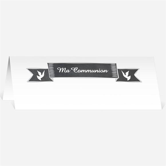 Marque-place communion A la craie réf.N440265