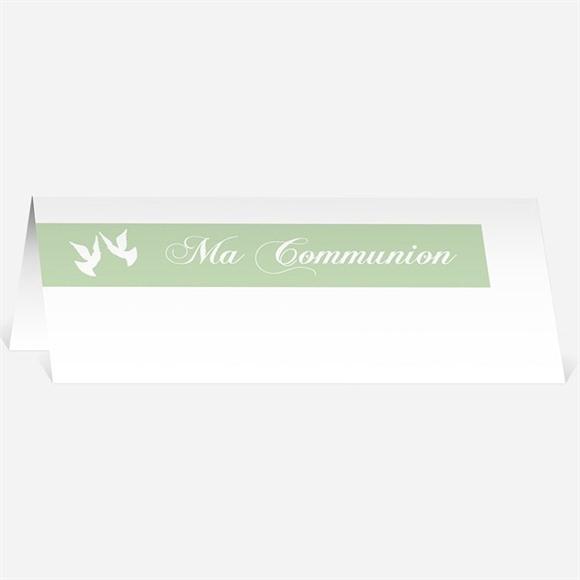 Marque-place communion Venez l'entourer! réf.N440267