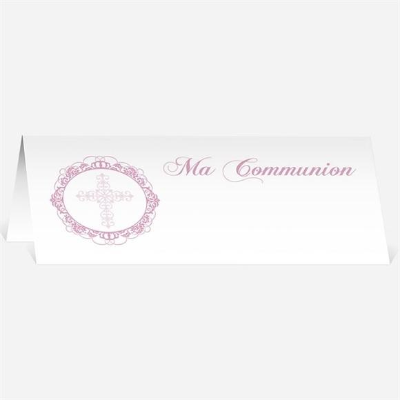 Marque-place communion Laura réf.N440270