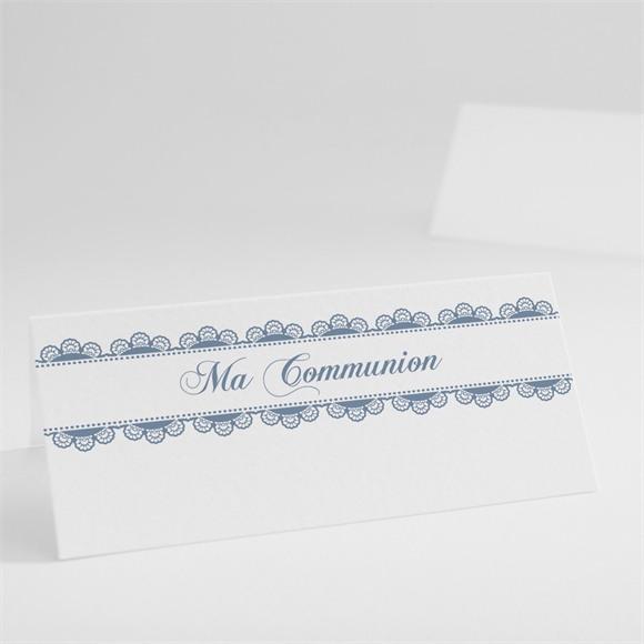 Marque-place communion Mon ange bleu réf.N440274