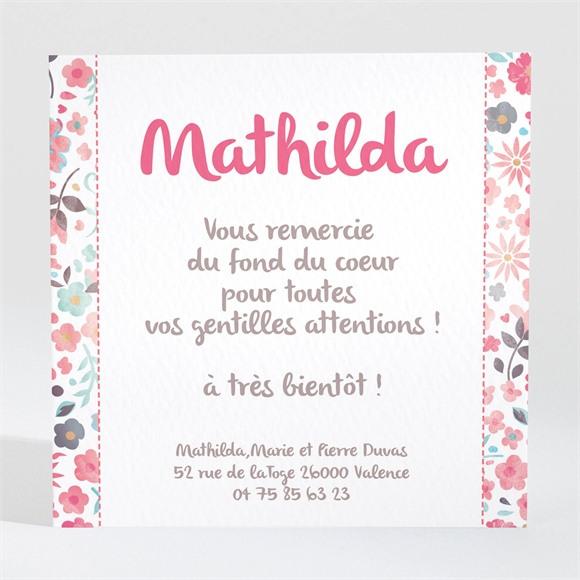 Remerciement naissance Mon petit choux! réf.N300233