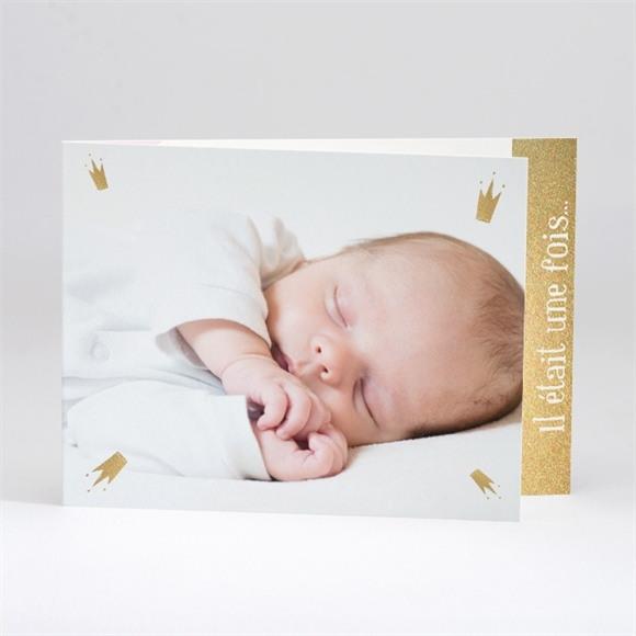Faire-part naissance Annonce naissance Princesse réf.N51119