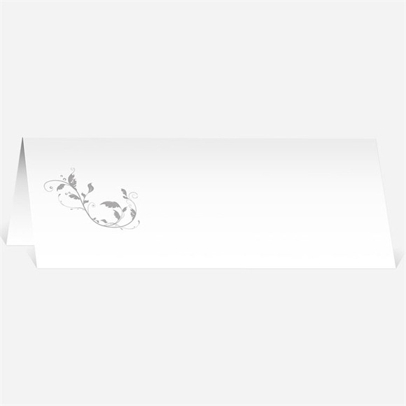 Marque-place mariage Fleurs et élégance réf.N440292