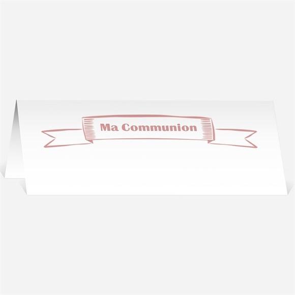 Marque-place communion Etape chrétienne réf.N440294