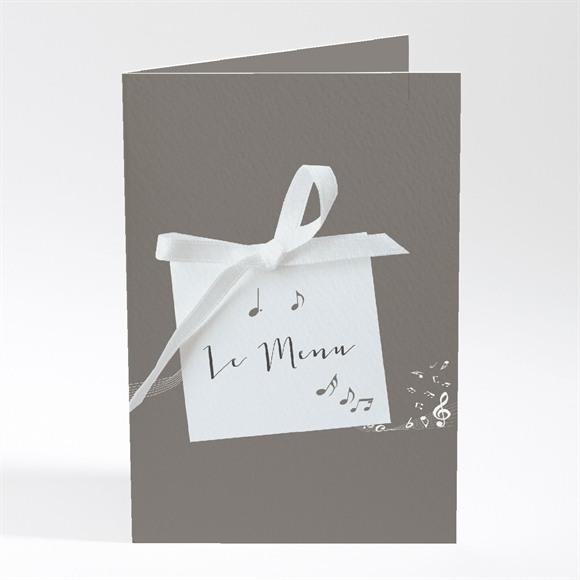 Menu mariage Notre Belle Mélodie réf.N401361