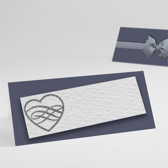 Marque-place mariage Les Amoureux réf.N440339
