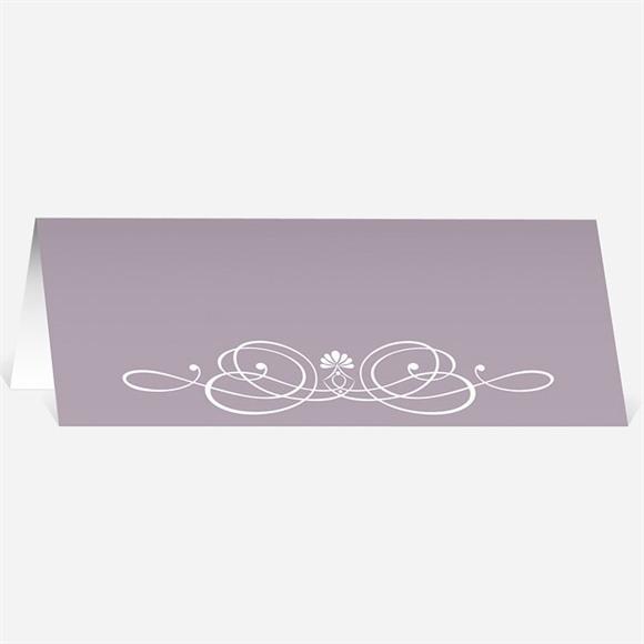 Marque-place mariage Décoration florale réf.N440358