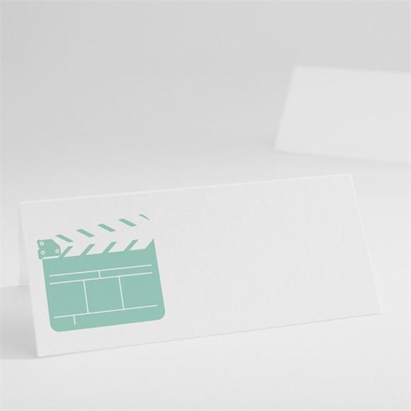 Marque-place mariage Ticket cinema réf.N440371