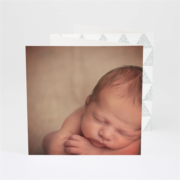 Faire-part naissance Tout en photo réf.N83008