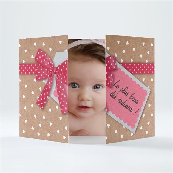 Faire-part naissance Le plus beau des cadeaux réf.N70149