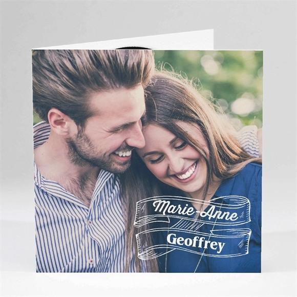 Faire-part mariage La Mélodie du Bonheur réf.N45120