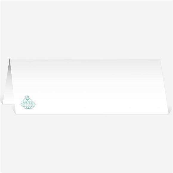 Marque-place mariage Pour une annonce originale réf.N440431