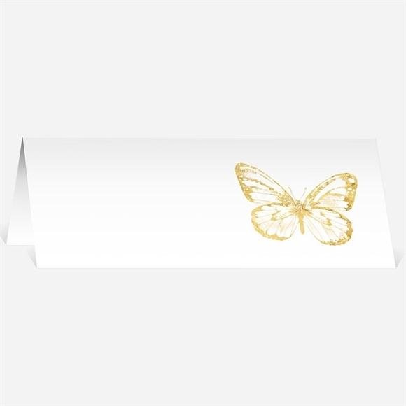 Marque-place mariage Papillon original réf.N440442