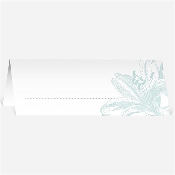 Marque-place mariage Simple et chic réf.N440469