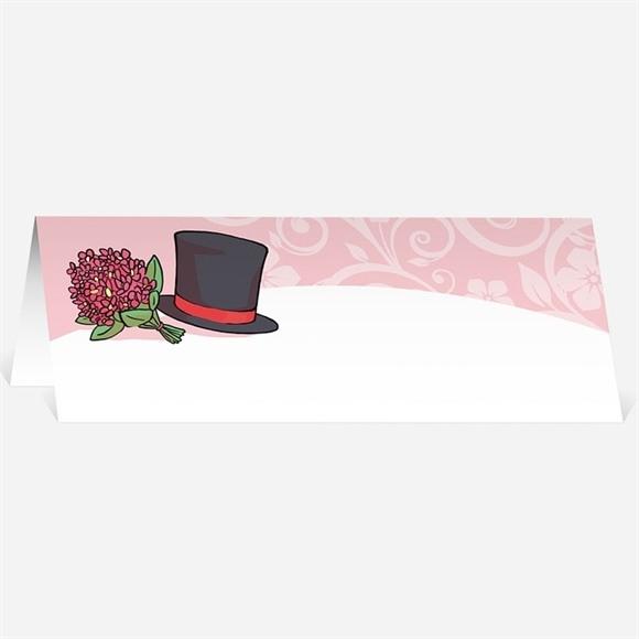 Marque-place mariage Ils se disent Oui! réf.N440485