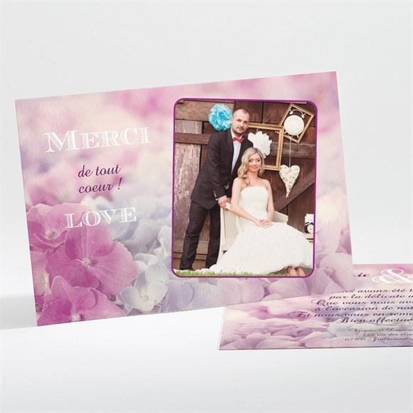 Remerciement mariage Eclosion réf.N111103