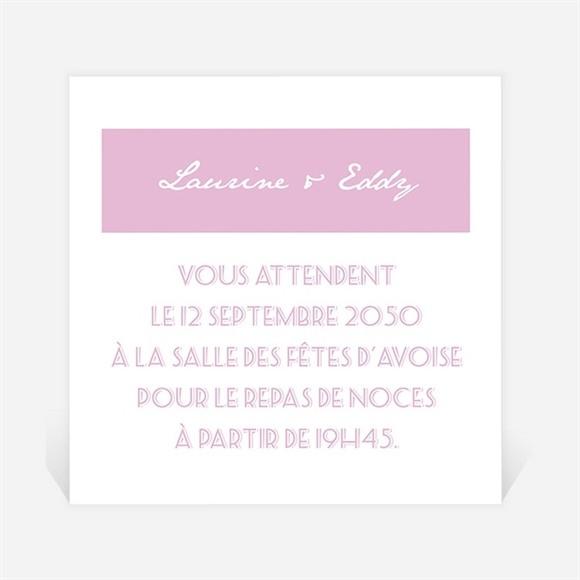 Carton d'invitation mariage Nos plus belles photos réf.N300938