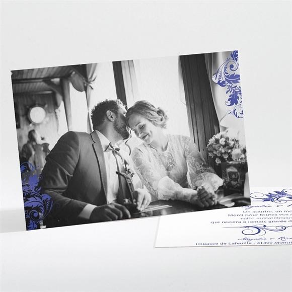 Remerciement mariage Faïence et porcelaine réf.N111116
