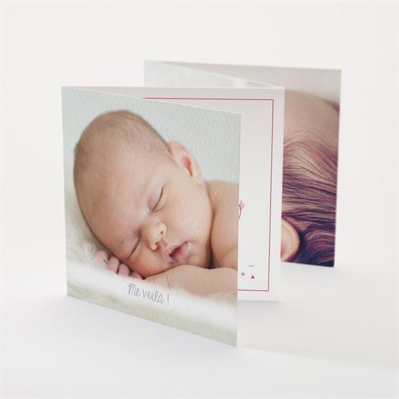 Faire-part naissance Annonce photo surprise réf.N83108