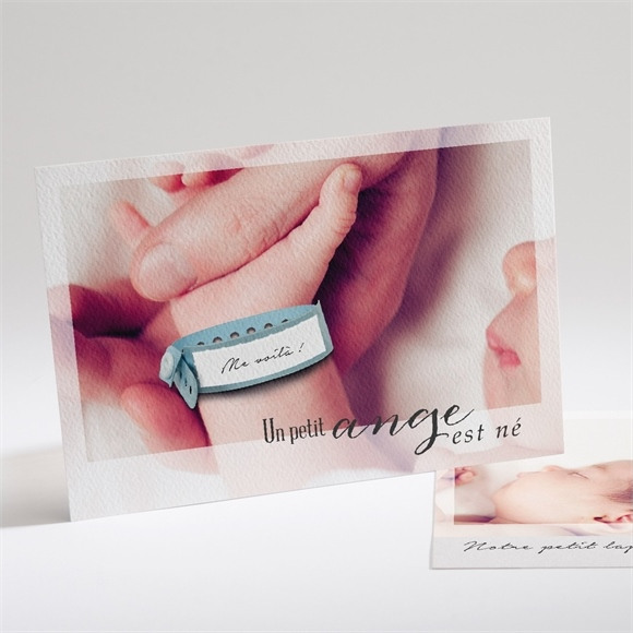 Faire-part naissance Un petit Ange est né ! réf.N14167