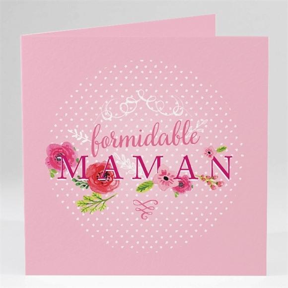 Carte fête des mères réf. N45157 réf.N45157