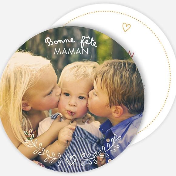 Carte fête des mères réf. N32187 réf.N32187