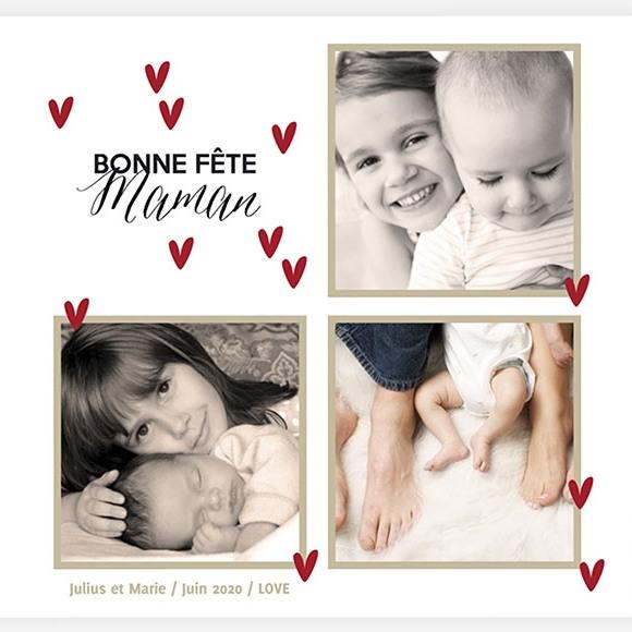 Carte fête des mères réf. N31011 réf.N31011