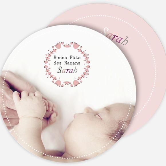 Carte fête des mères réf. N32189 réf.N32189