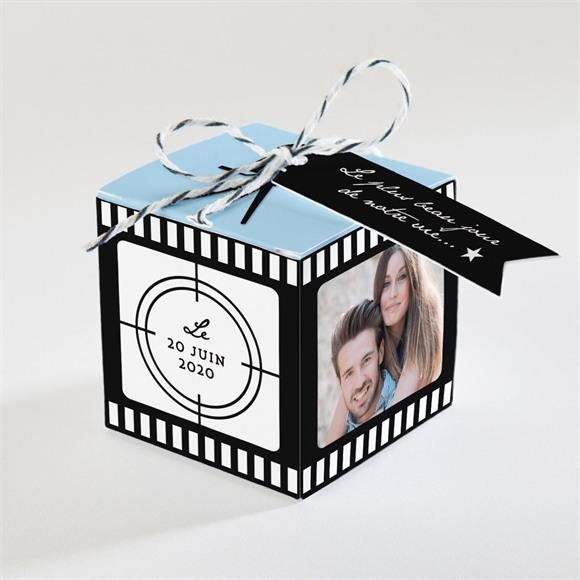 Boîte de dragées mariage réf. N34040 réf.N34040