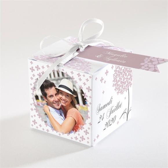 Boîte de dragées mariage réf. N34042 réf.N34042