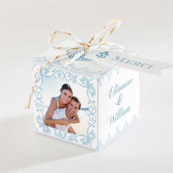 Boîte de dragées mariage réf. N34048 réf.N34048